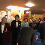大綱㈱創業六十周年記念祝賀会